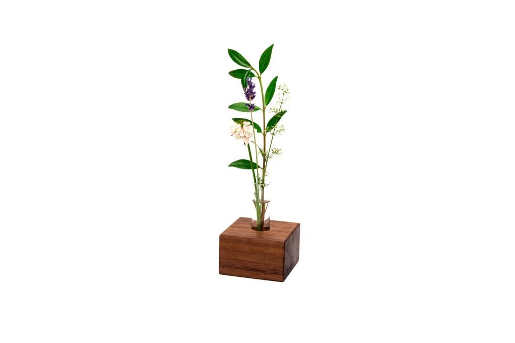 Vase Nussbaum 1er