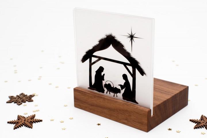 Weihnachtskrippe Mini Bethlehem