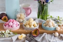 Dipschalen mit süßer Füllung: Pralinen von Madame Dessert