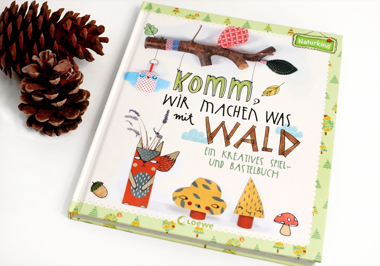 bastelbuch-wald