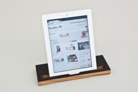 Tablet-Ständer Eiche (passend zu iPad)