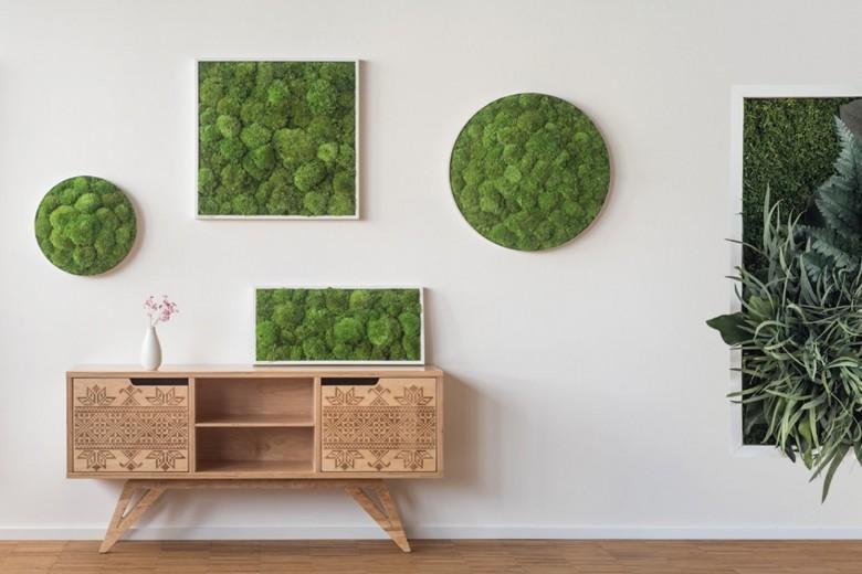 stylegreen Pflanzenwand