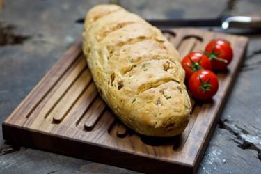 Brot und Co. - Baguette mit getrockneten Tomaten