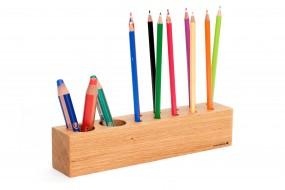 Stifthalter Eiche