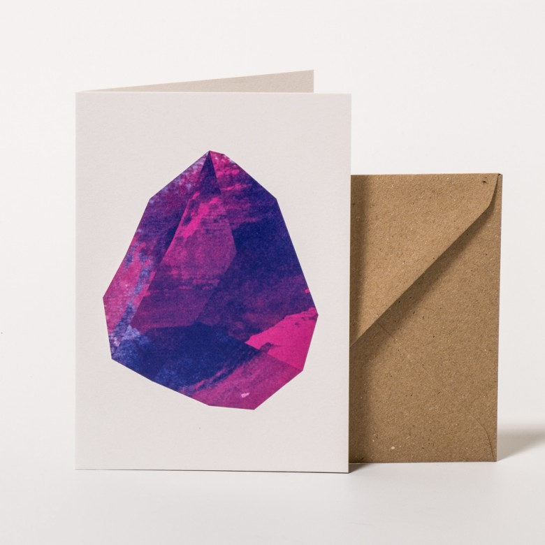 Make Like Paper No. 1 Gußkarte