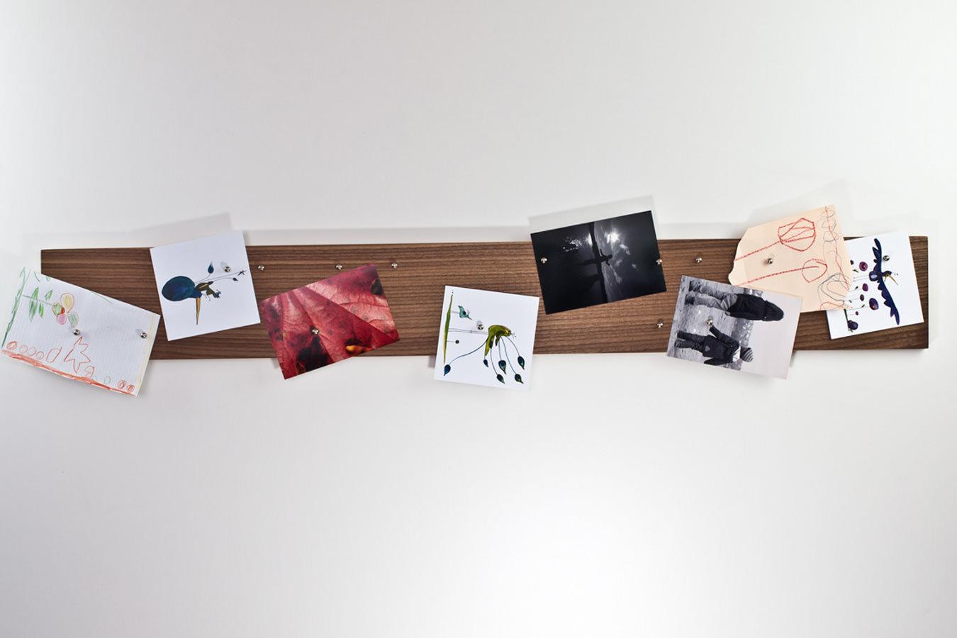 Bilderleiste aus Holz - einfach und stilvoll dekorieren