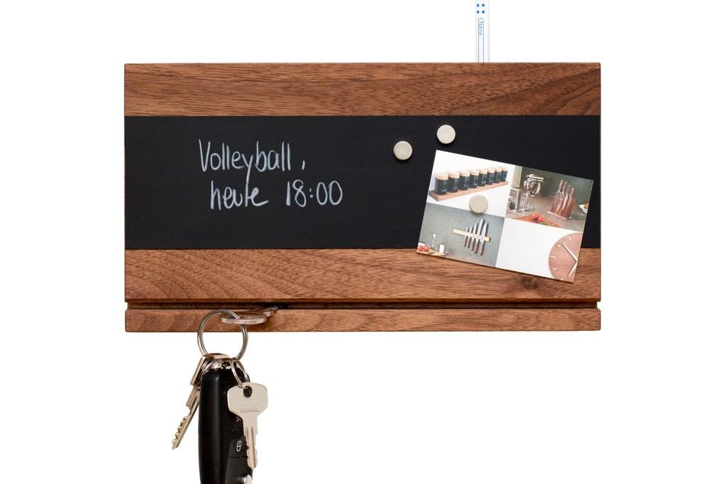Schlüsselbrett | klotzaufklotz - Exzellente Holzprodukte