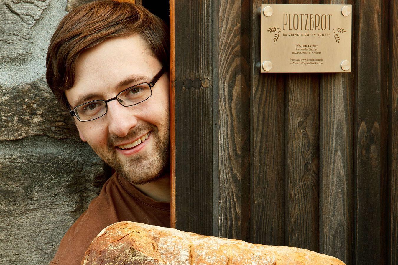 Makers: Lutz Geißler mit Plötzblog
