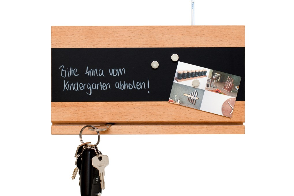 schl sselbrett aus buchenholz klotzaufklotz exzellente holzprodukte. Black Bedroom Furniture Sets. Home Design Ideas