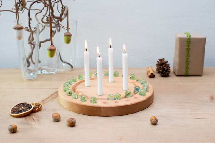 Dekoideen für Dein schönes Weihnachtsfest
