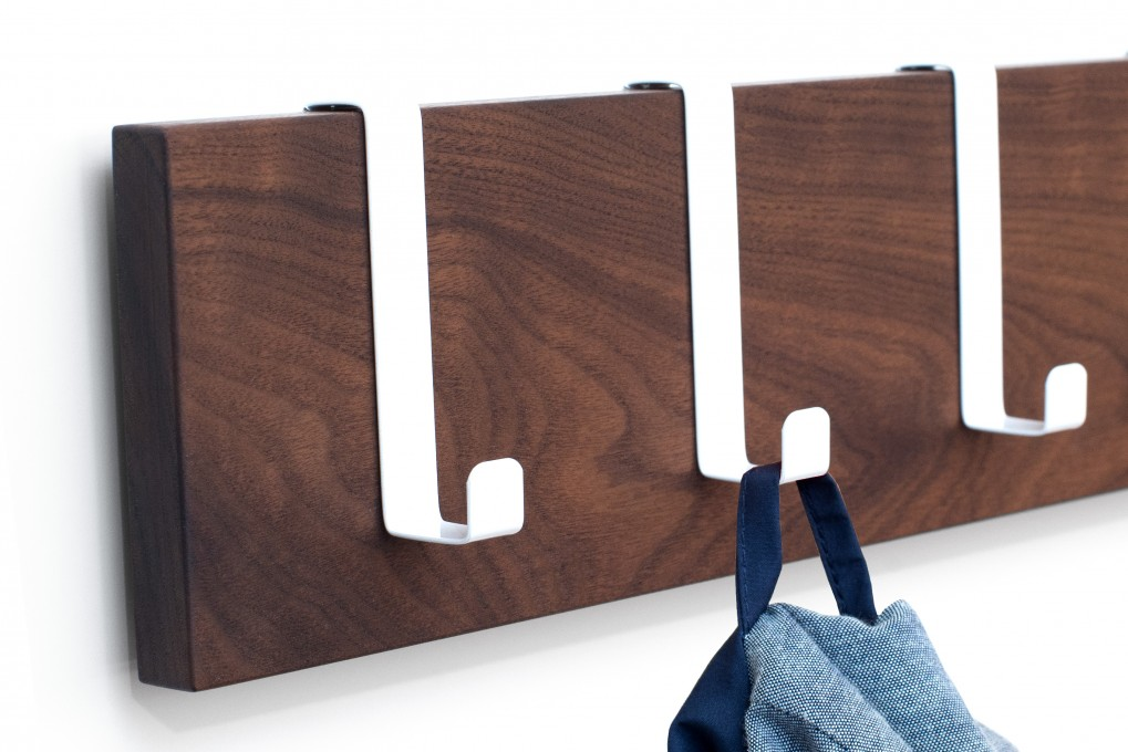 garderobe nussbaum klotzaufklotz exzellente holzprodukte. Black Bedroom Furniture Sets. Home Design Ideas