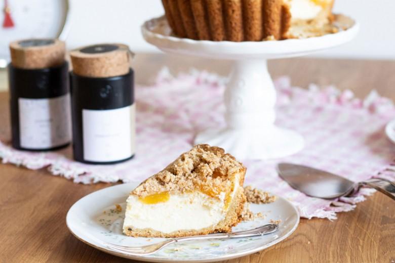 Leckerer Aprikosen Kuchen