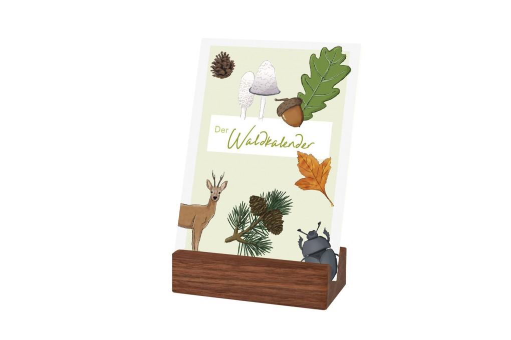 Waldkalender Nussbaum