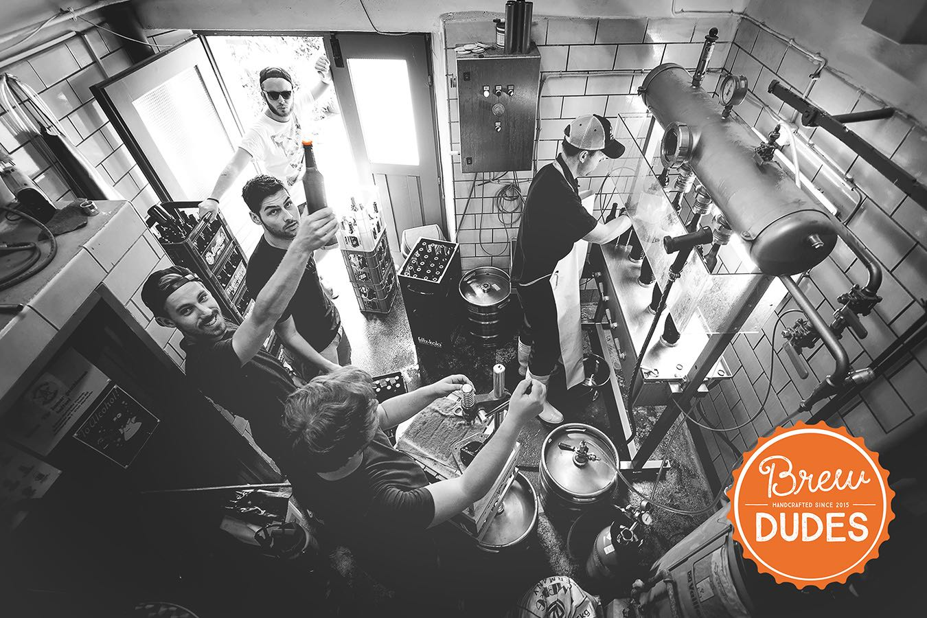 Makers: Brew Dudes