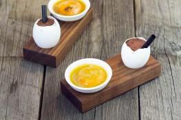 Unsere Eierbecher als Cocktailglas