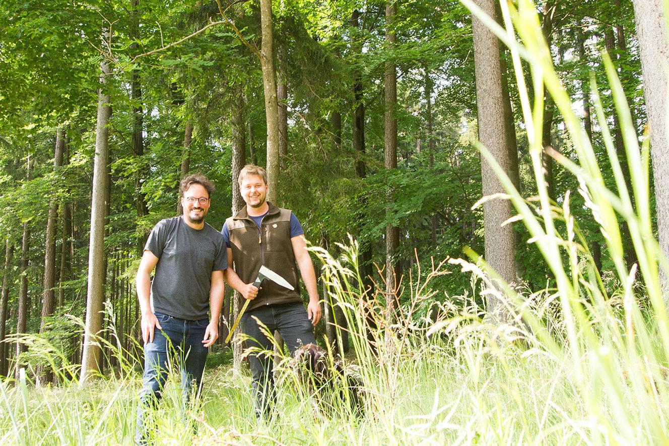 Vom Wald in die Werkstatt: Forstbetriebsgemeinschaften
