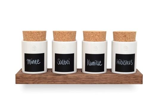 selbstgemachtes im gew rzregal tee aus dem garten klotzaufklotz exzellente holzprodukte. Black Bedroom Furniture Sets. Home Design Ideas