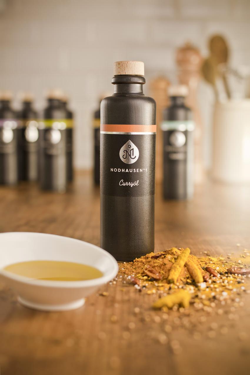 Curryöl Speißeöl