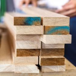 Unser verwendetes Holz