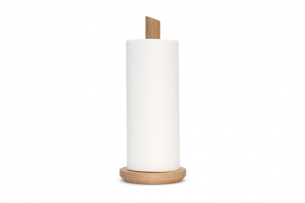 Kuechenpapierhalter | klotzaufklotz - Exzellente Holzprodukte
