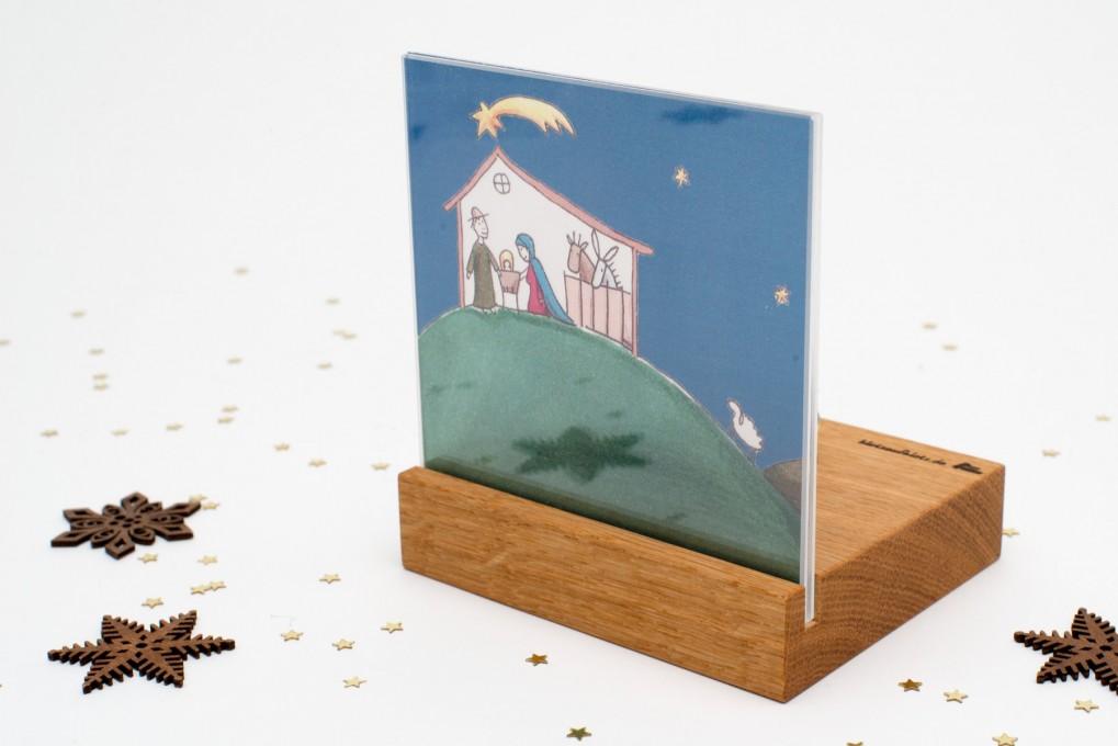 Weihnachtskrippe Mini Landschaft