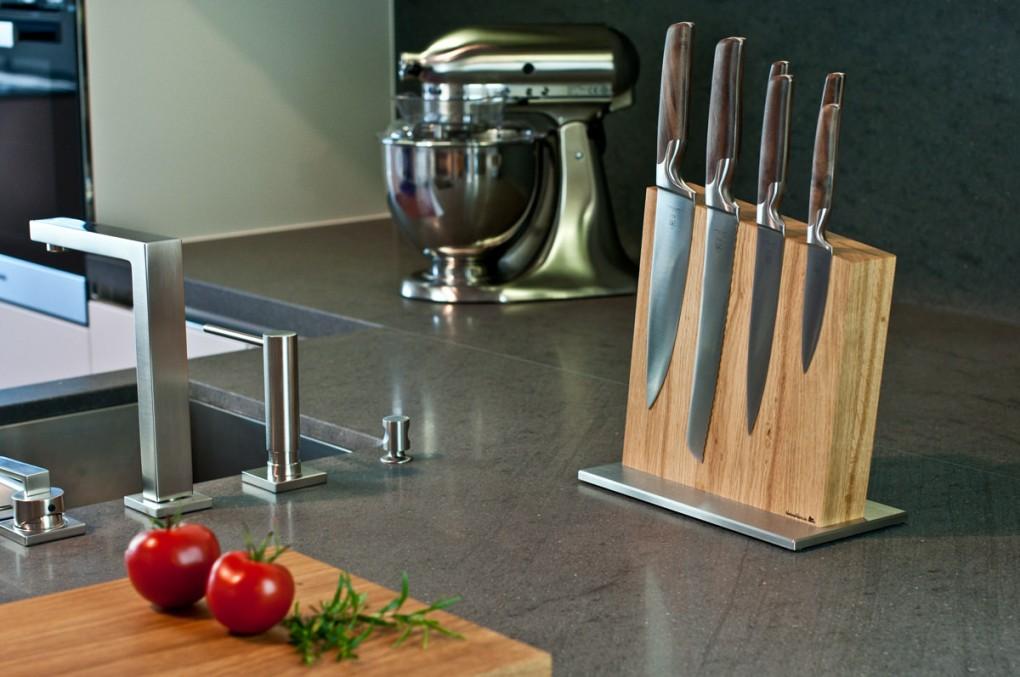 Kücheneinrichtung aus Eichenholz