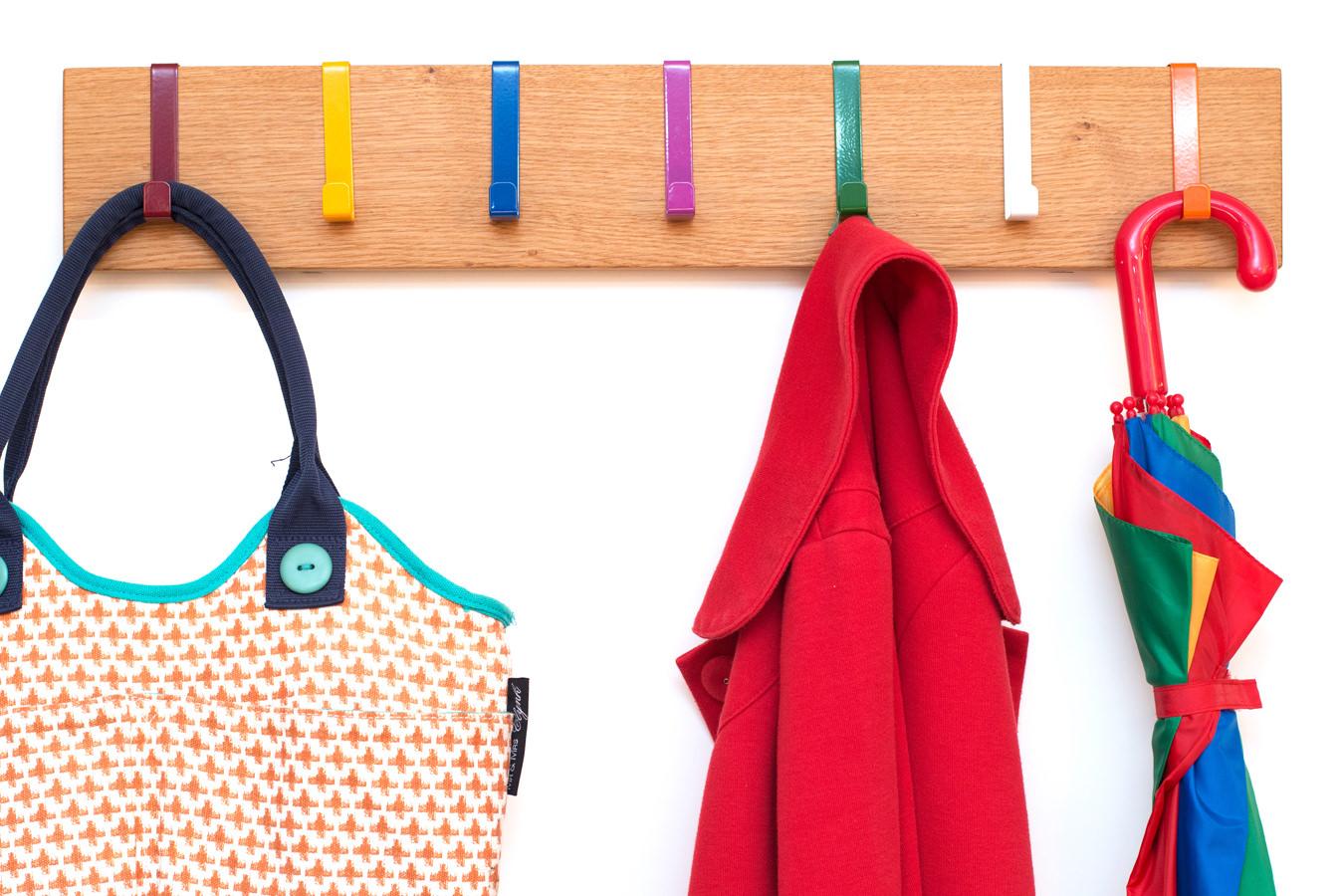 Brandneu: unsere Garderoben