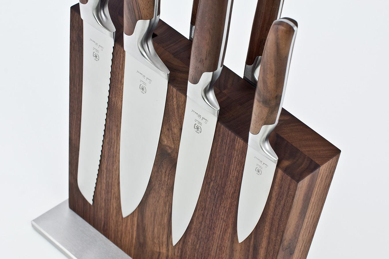 Messerblock mit Messer