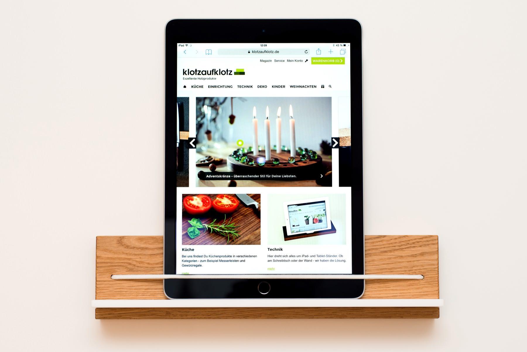 wohnideen f r deine vier w nde k che klotzaufklotz. Black Bedroom Furniture Sets. Home Design Ideas